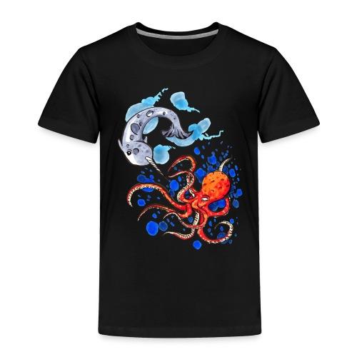 JLK Undersea Mastery - Toddler Premium T-Shirt
