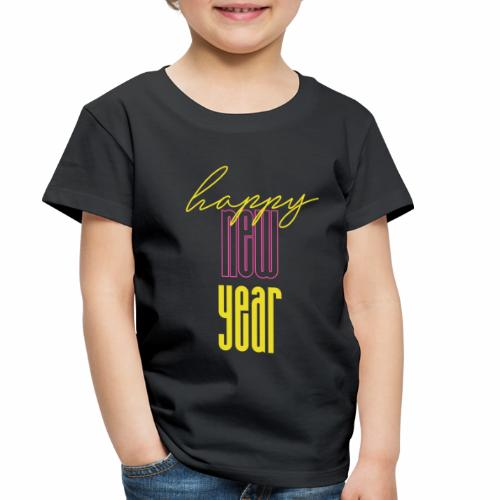 HAPPY NEW YEAR BY AM - Toddler Premium T-Shirt