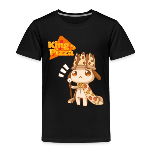 King of Pizza - Toddler Premium T-Shirt