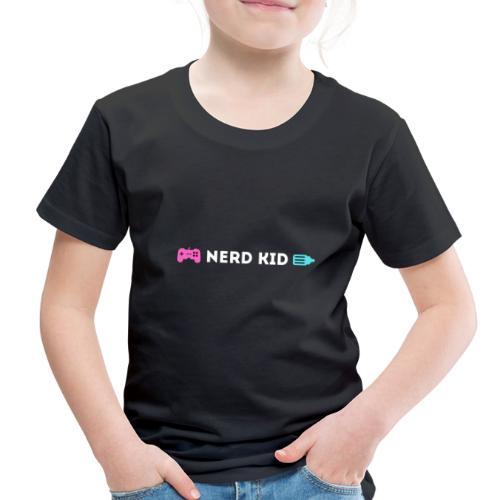 Nerd Kid - Toddler Premium T-Shirt