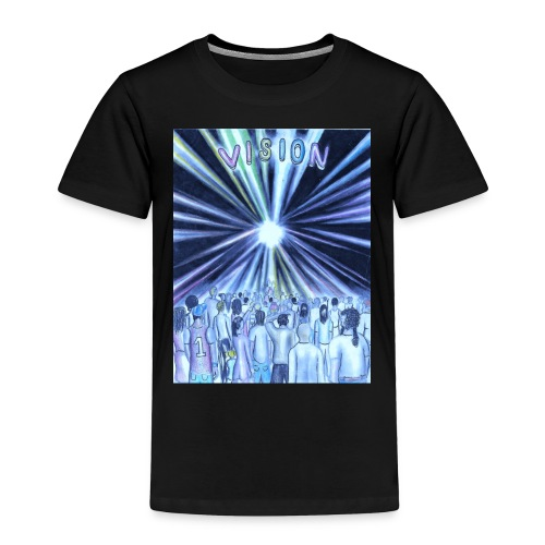 vision_color_1_Ink_LI - Toddler Premium T-Shirt