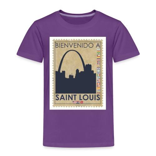 Bienvenido A Saint Louis - Toddler Premium T-Shirt