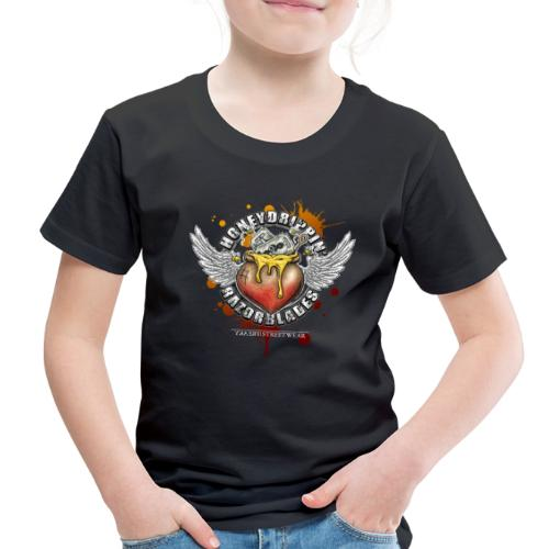 Honeydripping razorblades - Toddler Premium T-Shirt