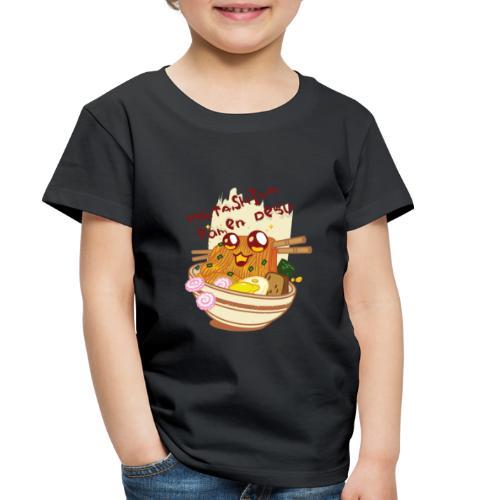 Watashiwa Ramen Desu - Toddler Premium T-Shirt