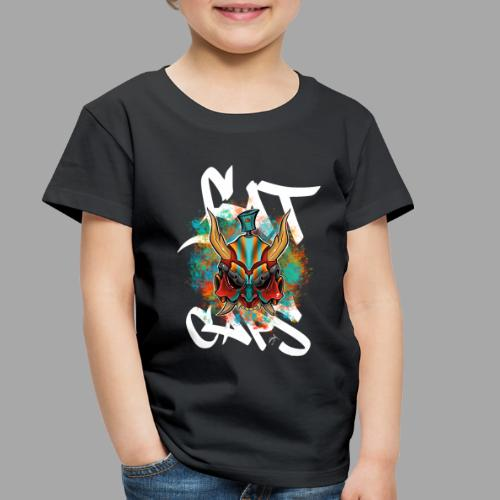 Fat Caps 2 - Toddler Premium T-Shirt