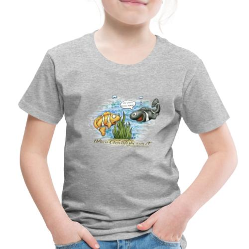when clownfishes meet - Toddler Premium T-Shirt
