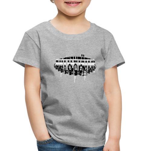 Arttentäter 5 - Toddler Premium T-Shirt