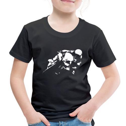 Sportbike Racing Motorcycle - Toddler Premium T-Shirt