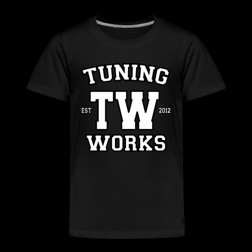 University - Toddler Premium T-Shirt