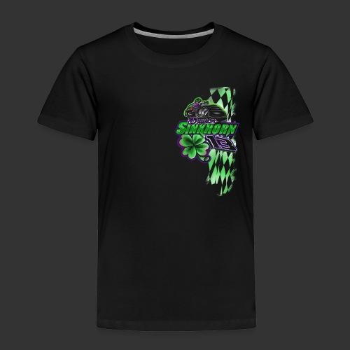 daysonfronttshirt_edited- - Toddler Premium T-Shirt