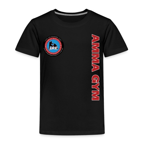 amma gym 10 png - Toddler Premium T-Shirt