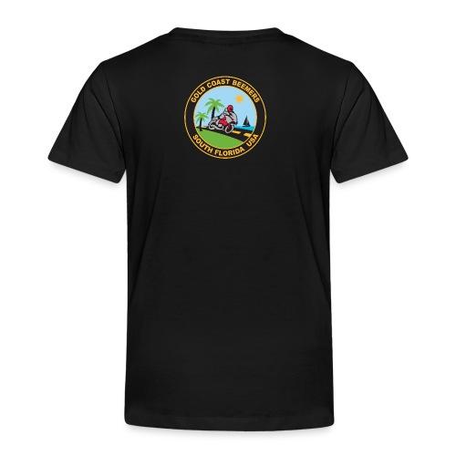 GCB Transparent SS copy 9 - Toddler Premium T-Shirt