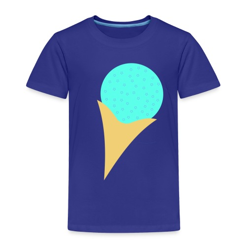 Bubble Gum Ice-Cream - Toddler Premium T-Shirt
