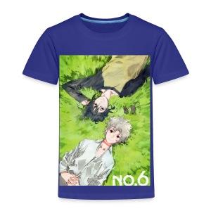 No.6 Anime - Toddler Premium T-Shirt