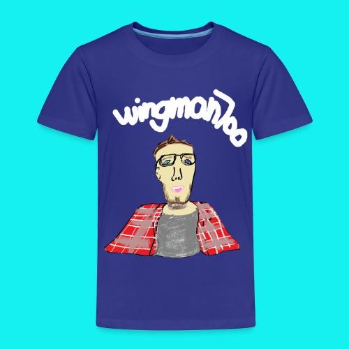 WingStroke - Toddler Premium T-Shirt
