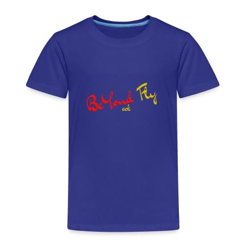 Beyond Fly - Toddler Premium T-Shirt