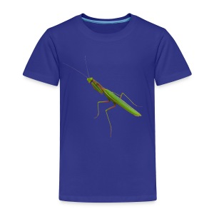 Praying Mantis - Toddler Premium T-Shirt