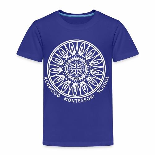 KenwoodLogo (White) - Toddler Premium T-Shirt