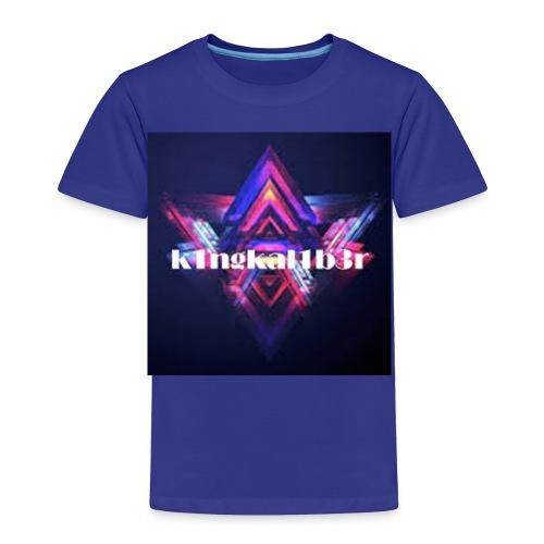 k1ngkal1b3r - Toddler Premium T-Shirt