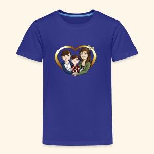 OUR3BS Heart - Toddler Premium T-Shirt