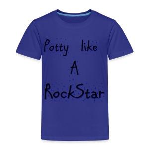 potty - Toddler Premium T-Shirt