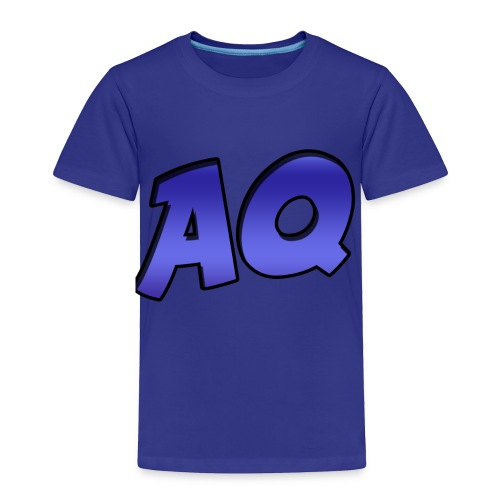 New Text AQ Merchandise! - Toddler Premium T-Shirt