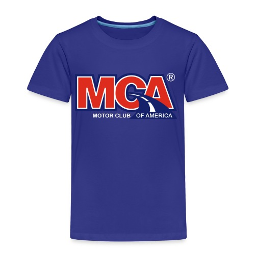 MCA Logo Transparent - Toddler Premium T-Shirt