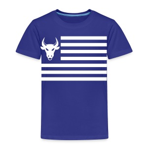 PivotBoss Flag White - Toddler Premium T-Shirt