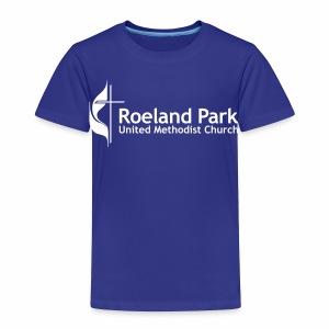 RPUMC Logo - Toddler Premium T-Shirt
