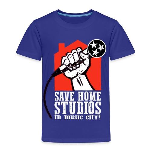 Save Home Studios In Music City - Toddler Premium T-Shirt