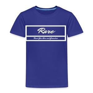 RARE Wht Label Women/ Girls - Toddler Premium T-Shirt