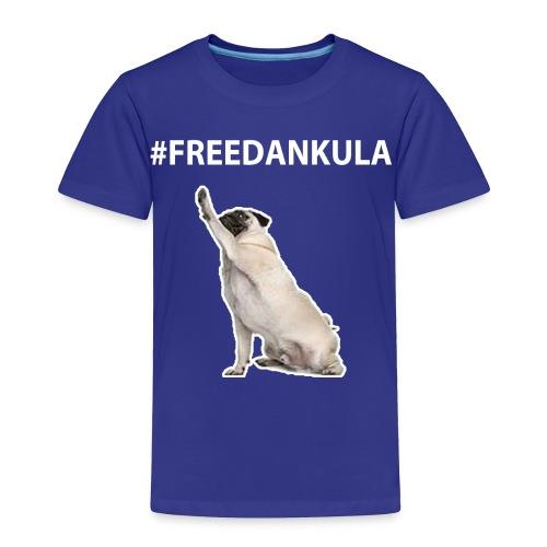Free Count Dankula Tee - Toddler Premium T-Shirt