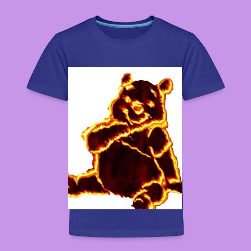 pooh - Toddler Premium T-Shirt
