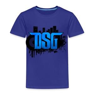 DSG Graffiti - Toddler Premium T-Shirt