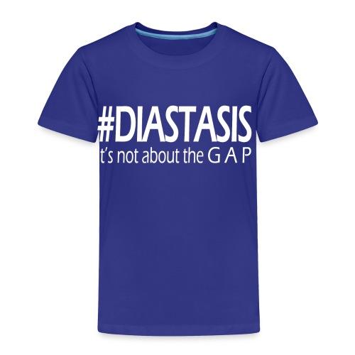 Diastasis- white - Toddler Premium T-Shirt