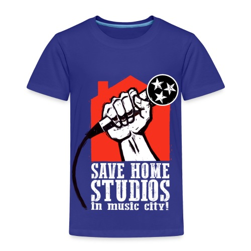 Save Home Studios In Music City - Toddler Premium T-Shirt