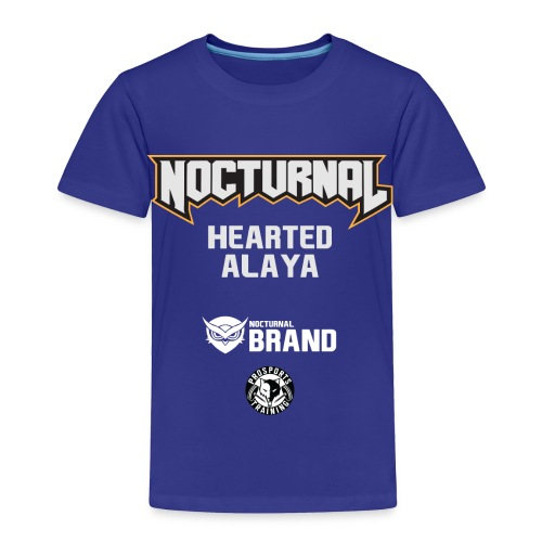 Hearted Alaya Jacket - Toddler Premium T-Shirt