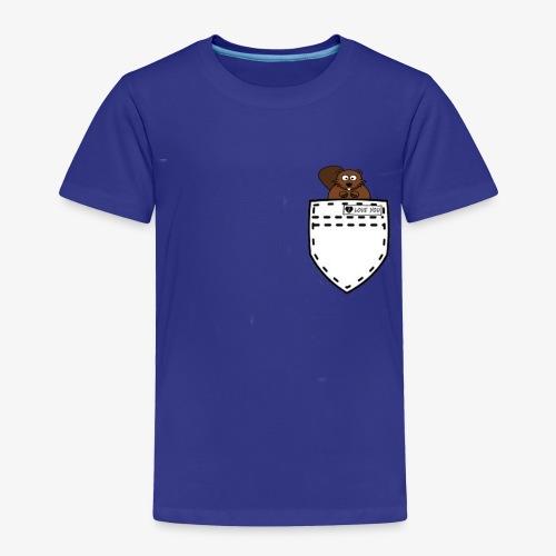 POCKET SQUIRREL - Toddler Premium T-Shirt
