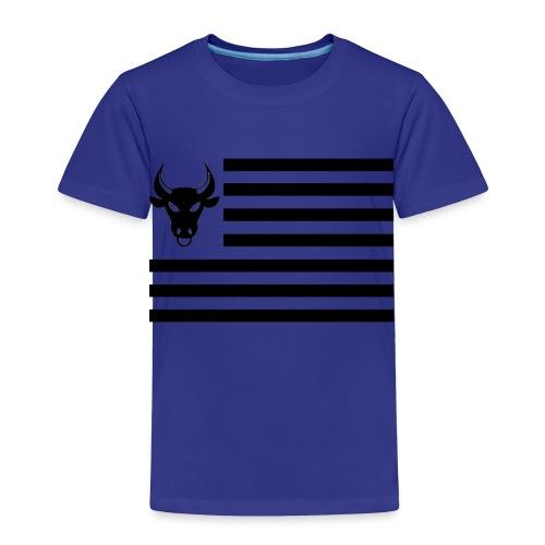PivotBoss Flag Black - Toddler Premium T-Shirt