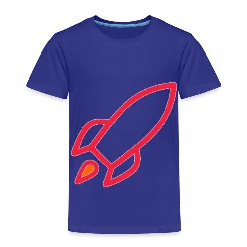 Rocket Cheap Women - Toddler Premium T-Shirt