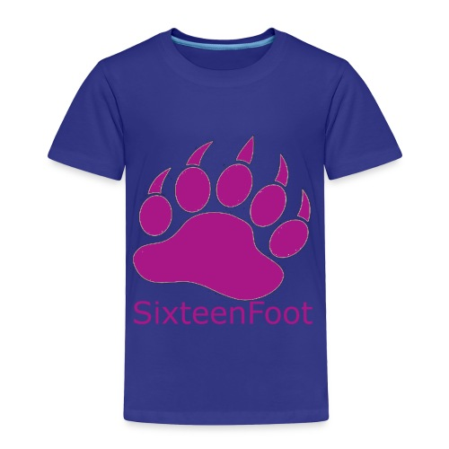Purple_Logo - Toddler Premium T-Shirt