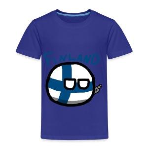 Finlandball - Toddler Premium T-Shirt