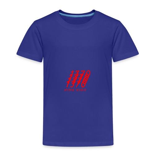 King Kids - Toddler Premium T-Shirt