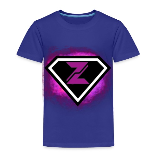Zyanite Logo - YouTube - Toddler Premium T-Shirt