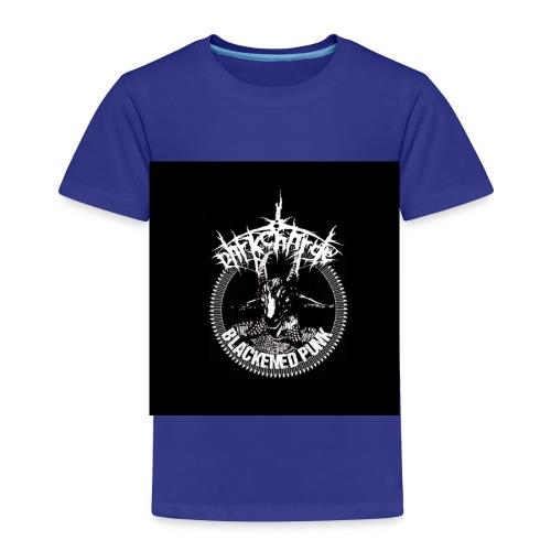 darkcharge button - Toddler Premium T-Shirt