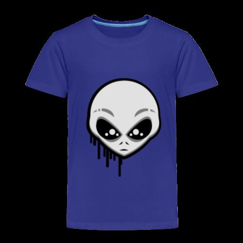 Martians From Mars Logo - Toddler Premium T-Shirt