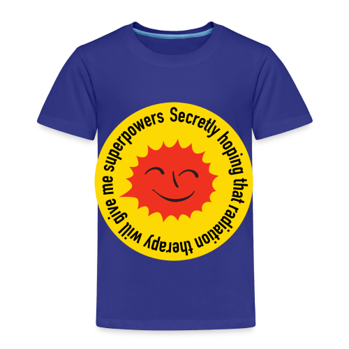 Radiation Superpowers - Toddler Premium T-Shirt