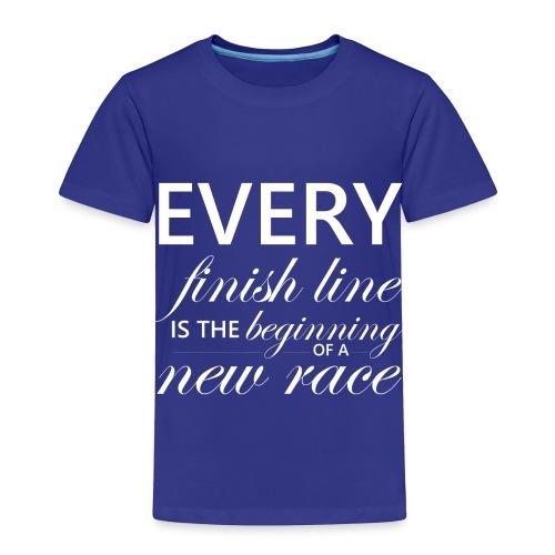 Quote Tee - Toddler Premium T-Shirt