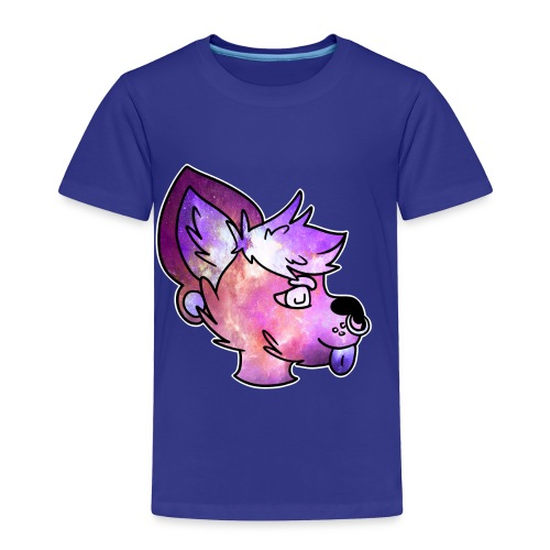 Space Doge - Toddler Premium T-Shirt