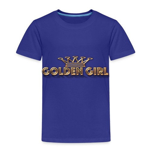 GoldenGirl - Toddler Premium T-Shirt